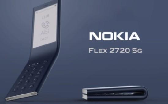 Nokia Flex 2720