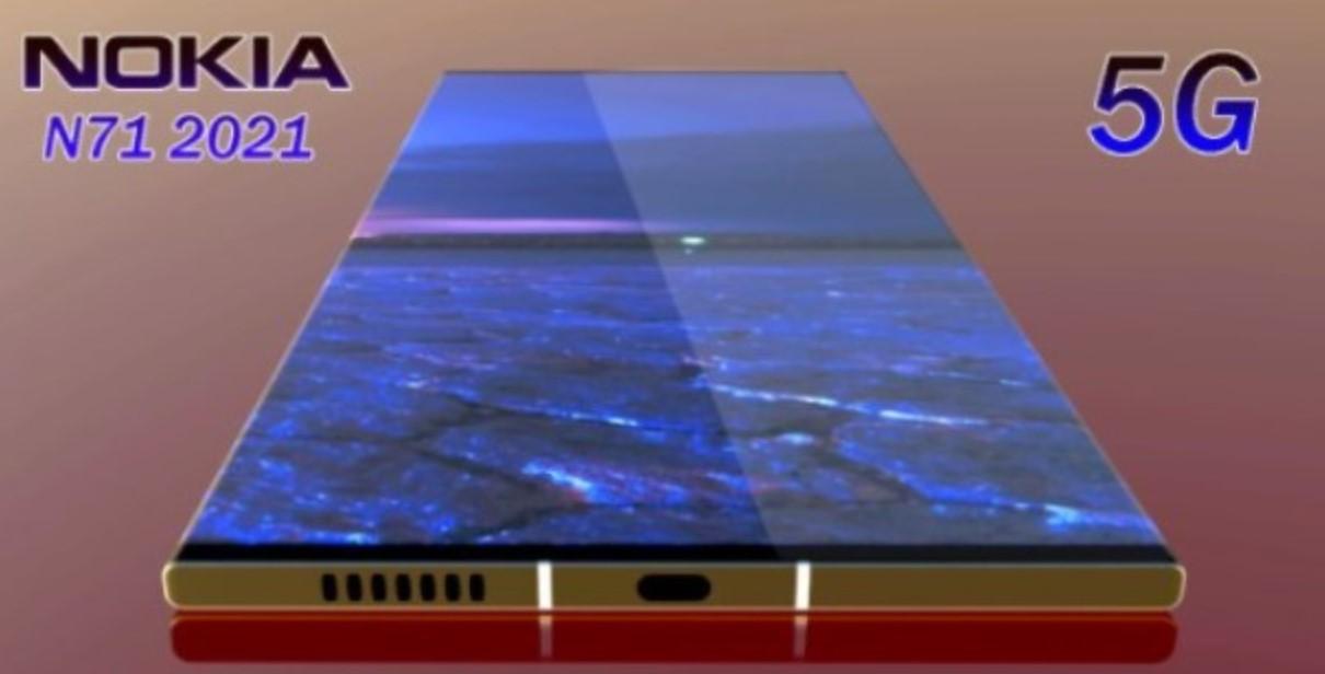 Nokia N71 5G 2021