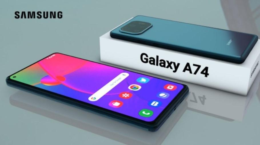 Samsung Galaxy A74 5G 2021