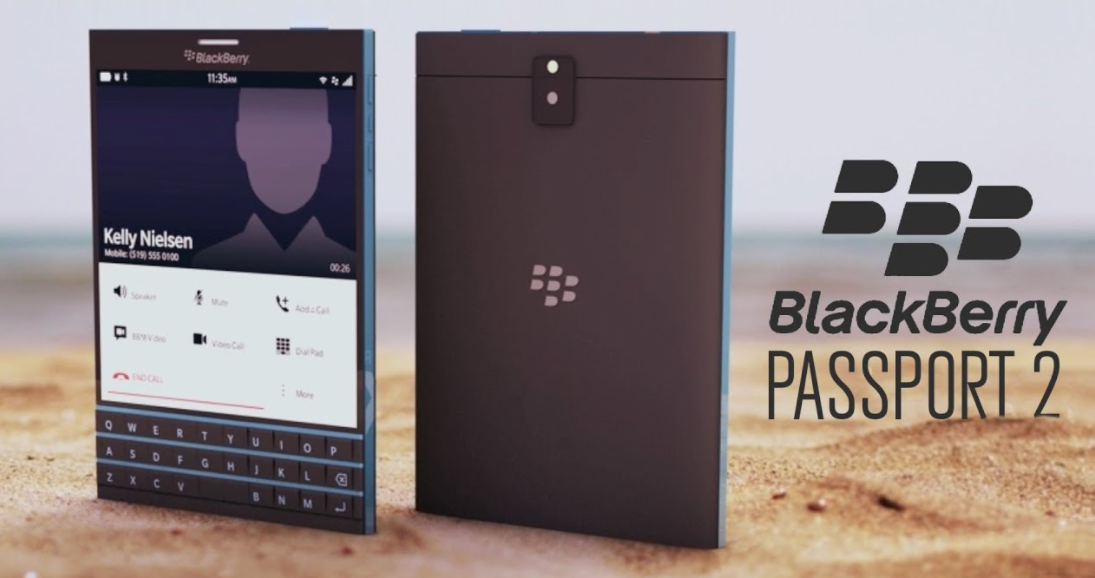 Blackberry Passport 2 5G 2021