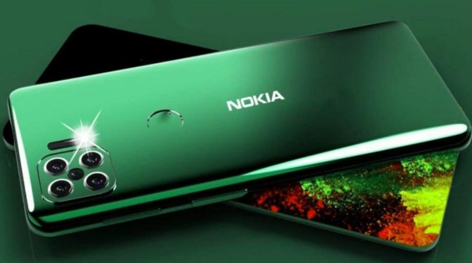 Nokia Vision 5G 2021