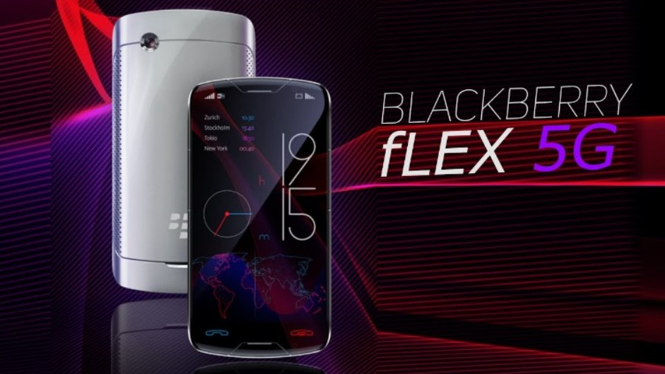 BlackBerry Flex 5G 2021