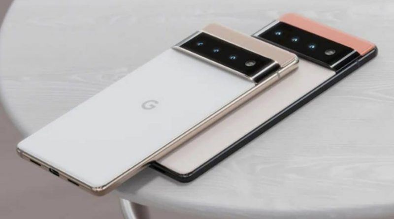 Google Pixel 6 Pro 2021