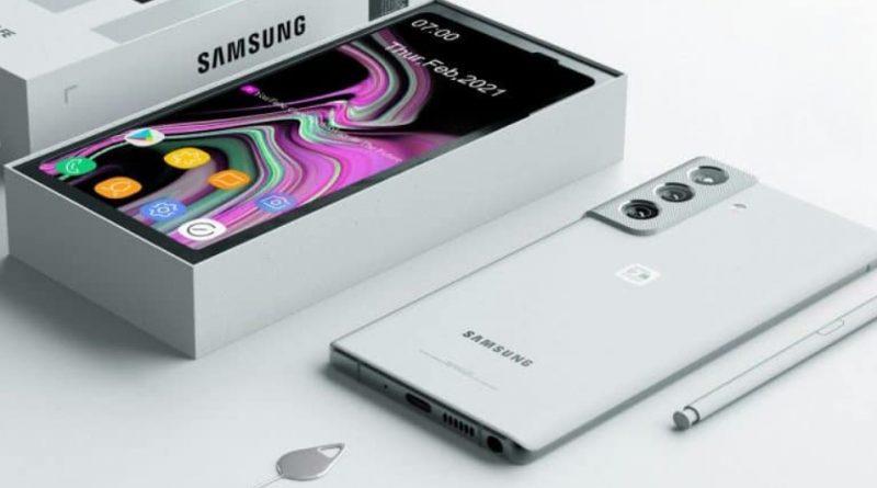 Samsung Galaxy S21 FE 5G 2021