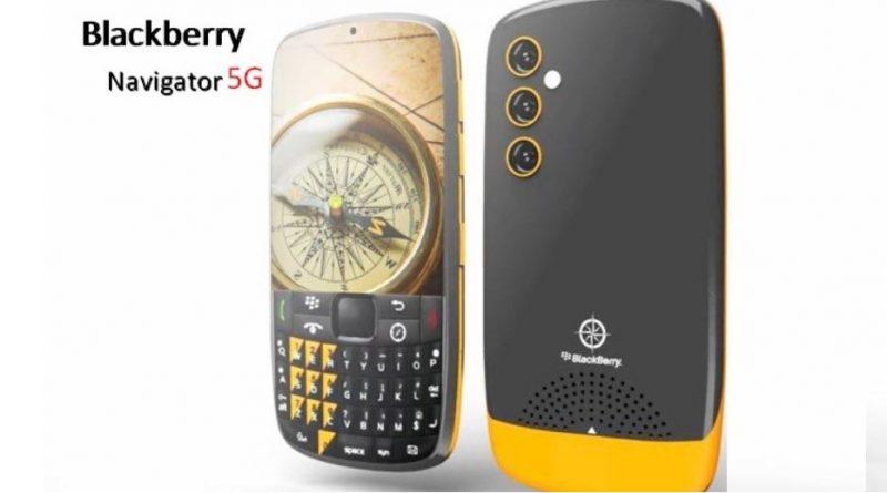 BlackBerry Navigator 5G 2022