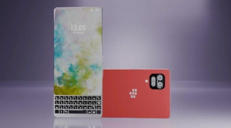 Blackberry Key 3 5G 2021
