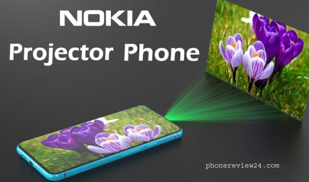 Nokia Projector Phone 5G 2021