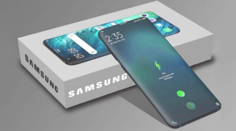 Samsung Galaxy M52 Max